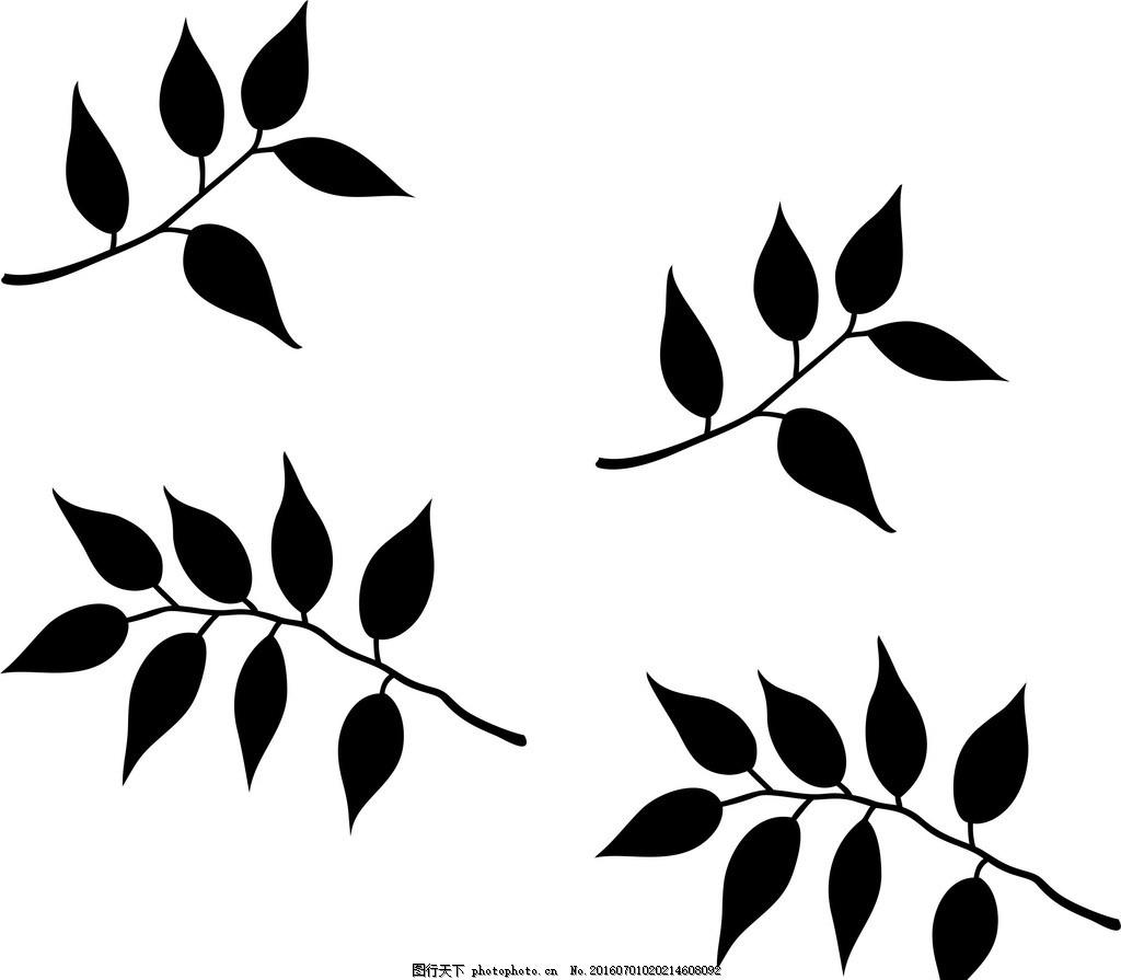 大厅 三叶 古典 展板 图纸 绘画 墙纸 底纹 树叶