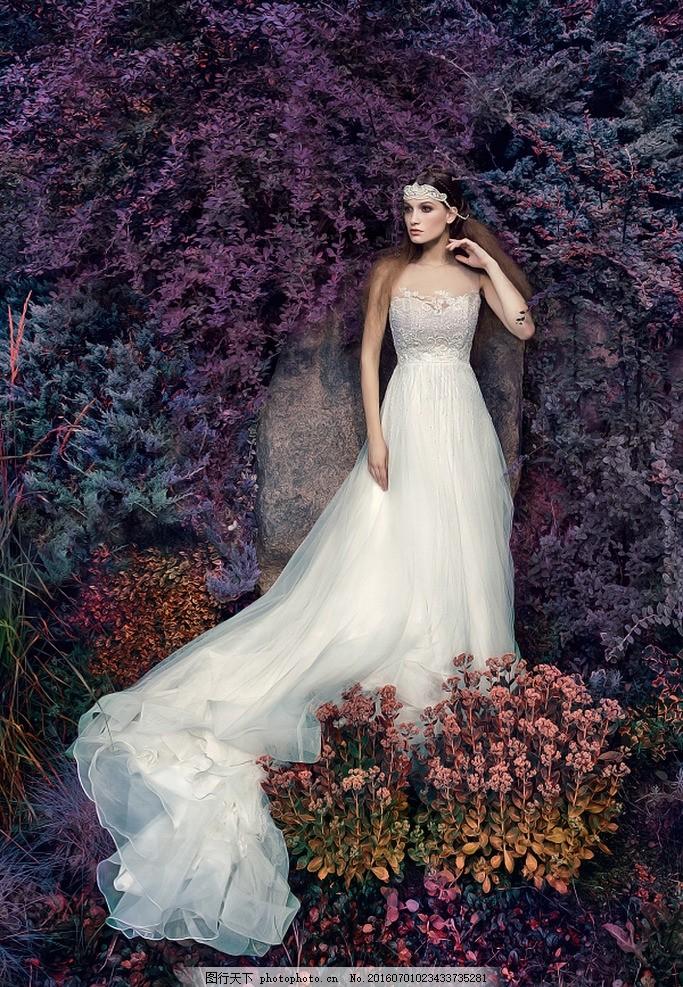 礼服模特 美女模特 外国模特 欧美美女 房地产美女 清纯 时尚