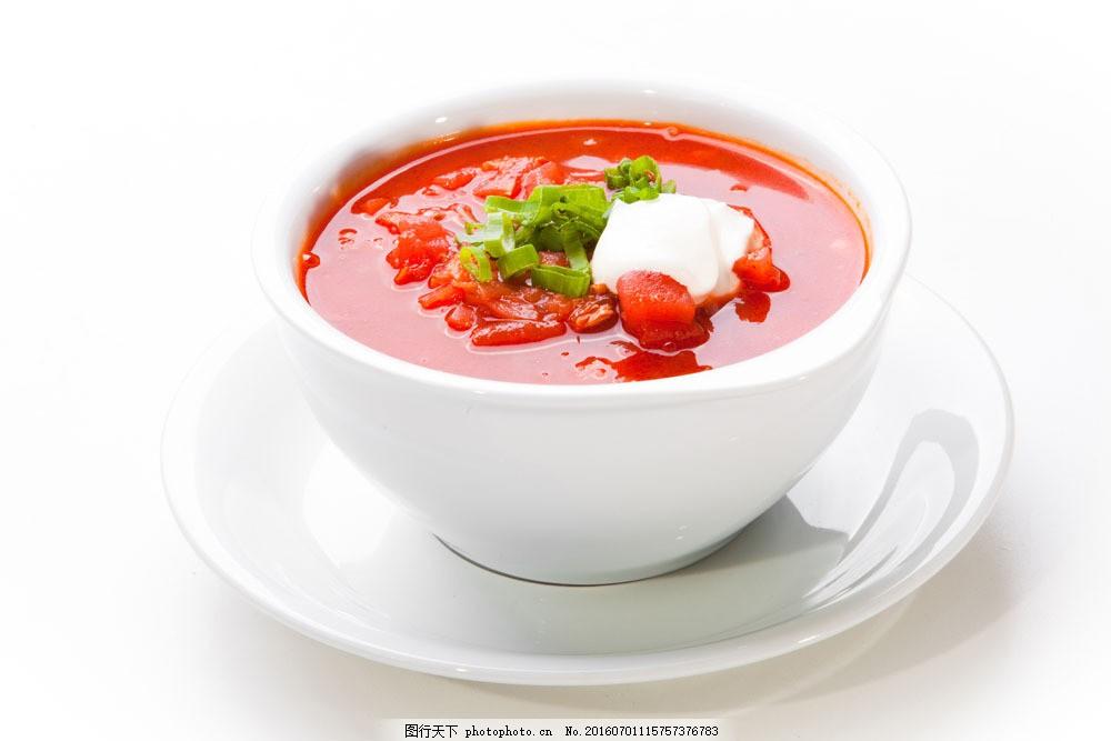 磁碗里的汤图片素材 磁碗 汤 食物 美食 外国美食 餐饮美食 图片素材