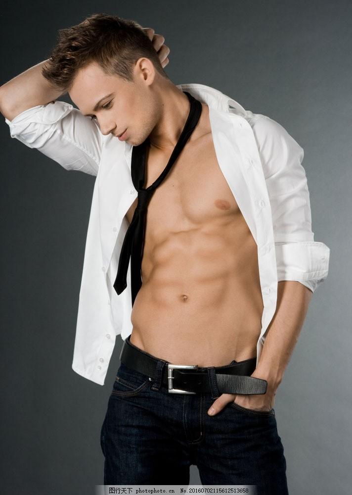 性感男人图片素材 肌肉猛男 猛男 壮汉 男人 性感男人 外国男人 肌肉