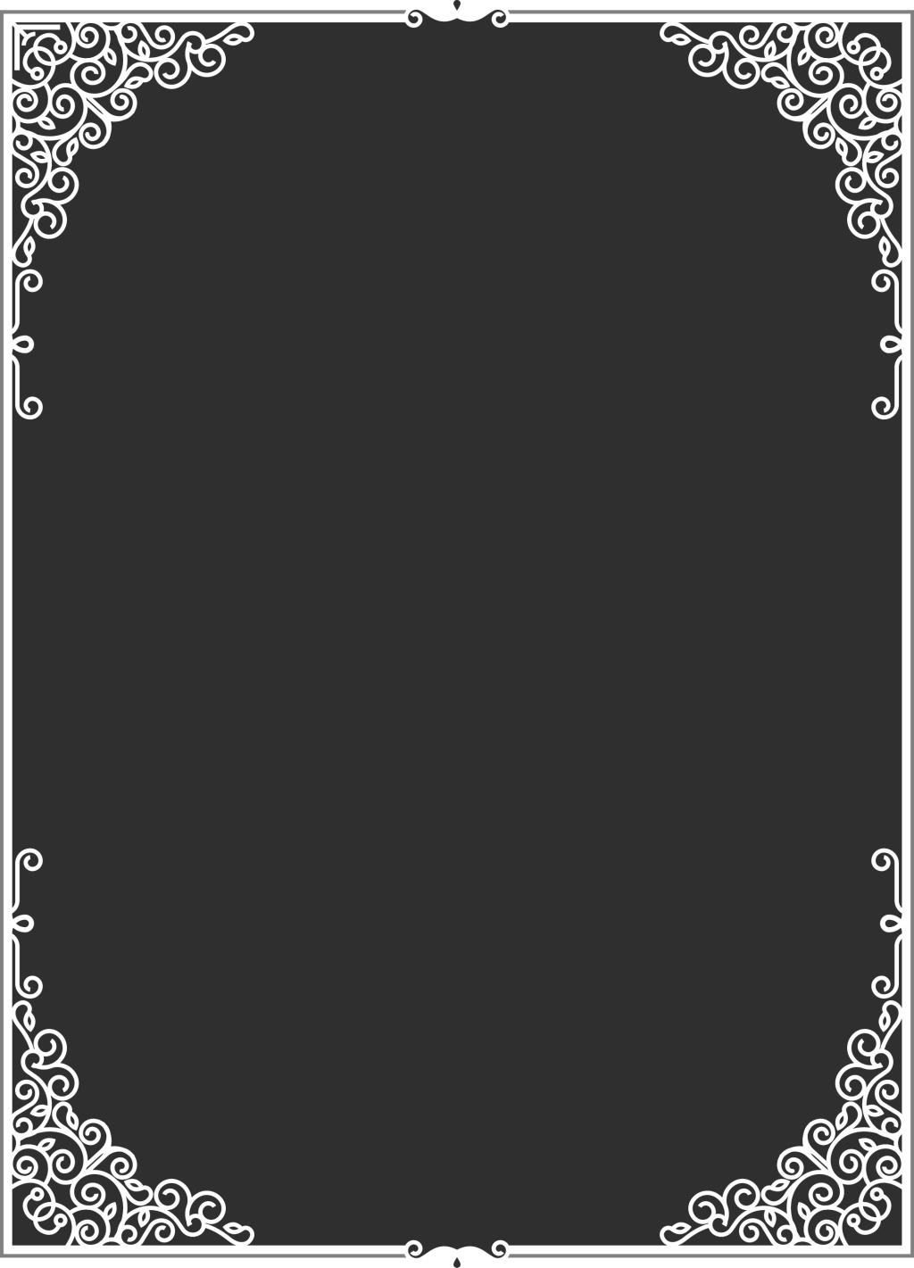 传统图案 古典花纹 装饰花纹 复古花纹 花纹花边 底纹边框 eps 灰色