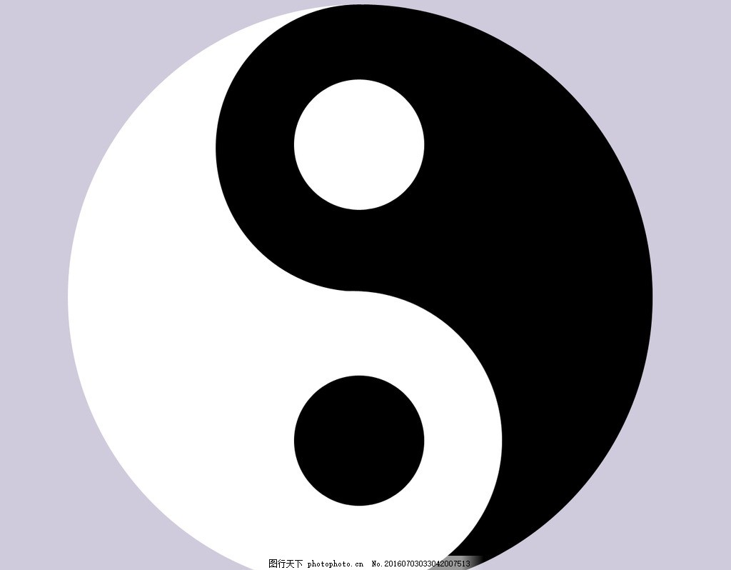 太极 阴阳 黑白 太极 阴阳 黑白 圆圈 乾坤 设计 psd分层素材 psd分层