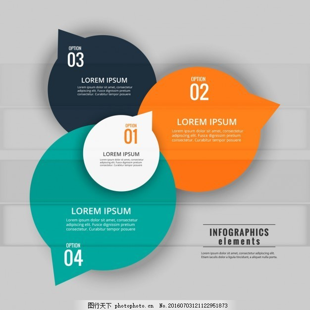 图表 业务摘要 模板 气泡 图形 信息 过程 数据 形态 要素 步骤 图形