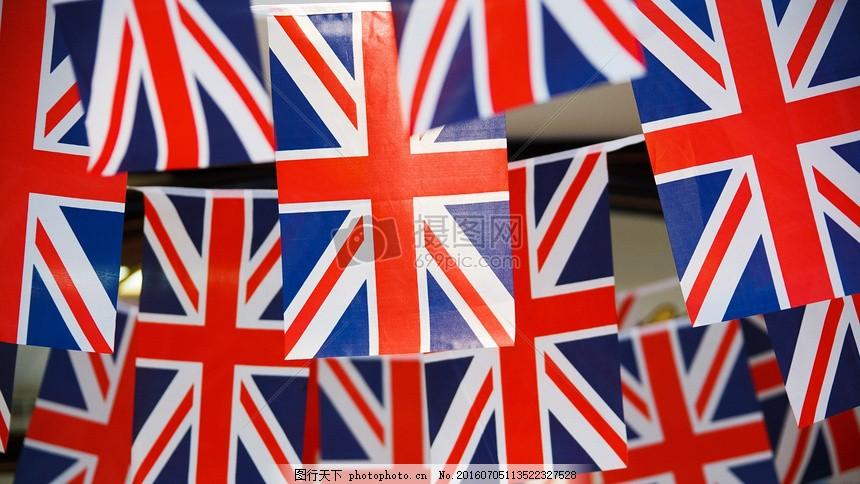 英国国旗装饰