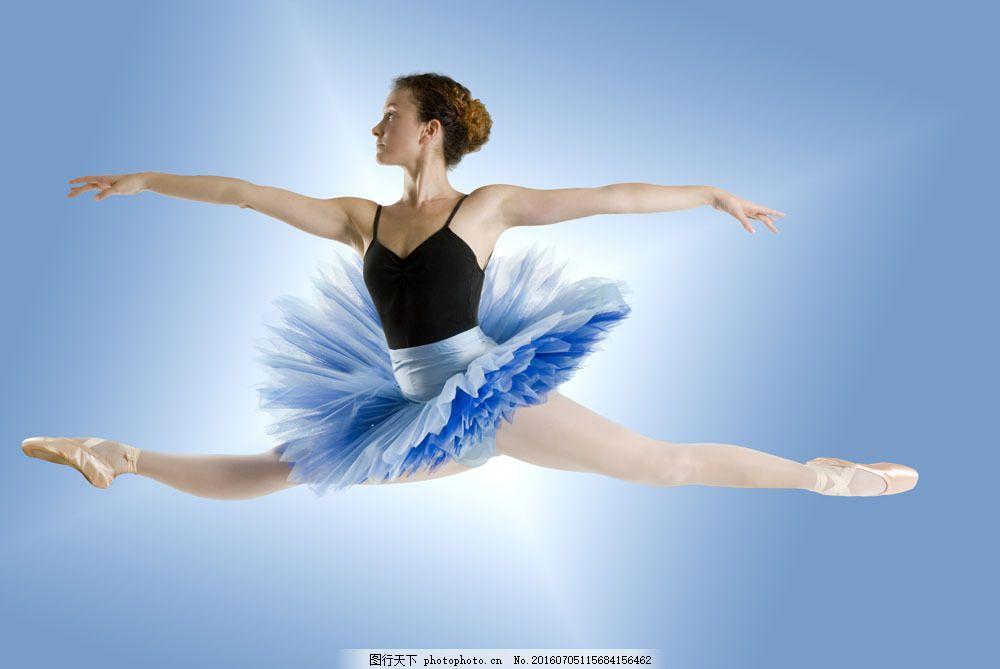 舞蹈女孩图片,舞蹈女孩图片素材 芭蕾舞 天鹅 跳跃-图