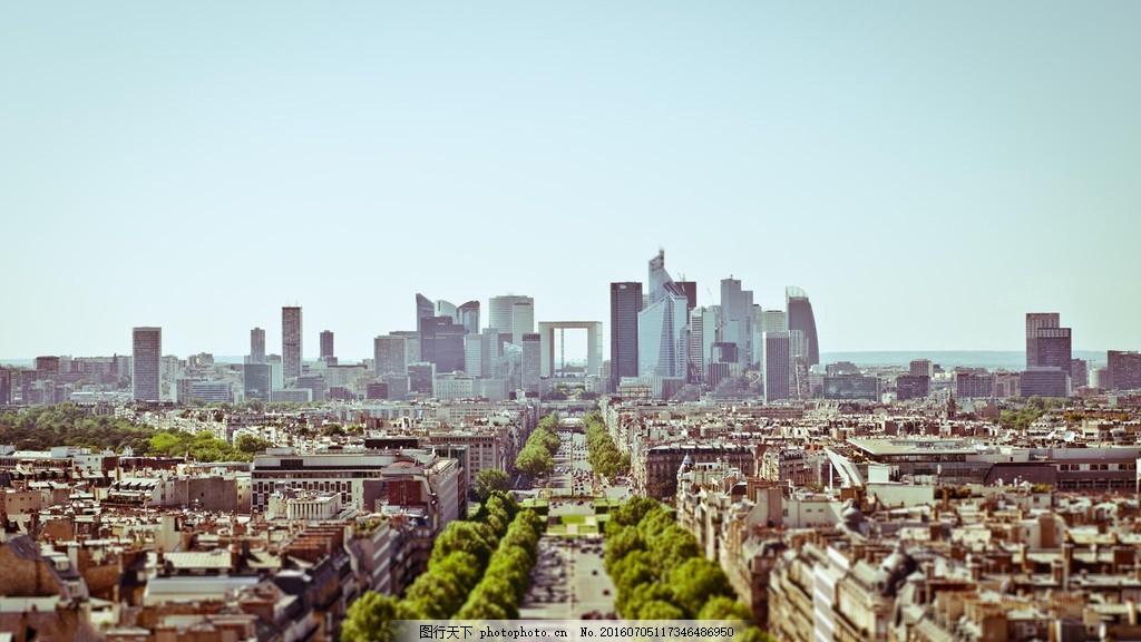 繁华城市风景 白天繁华城市风景高清图片下载 高楼 上海