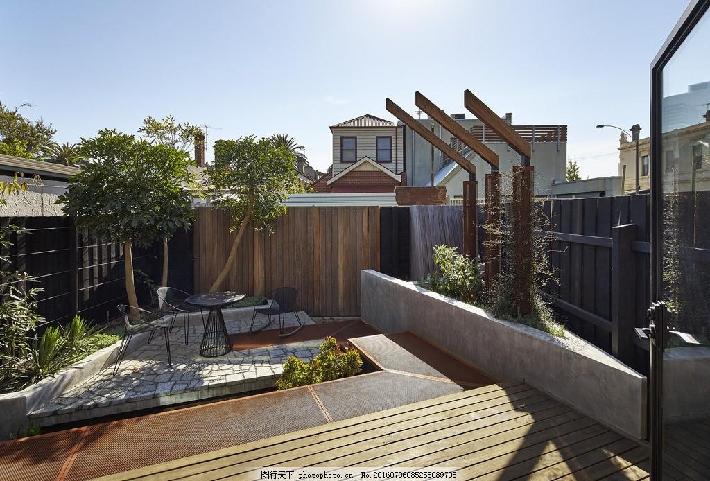 现代别墅 别墅外观 别墅景观 别墅装修 设计 环境设计 建筑设计 展厅