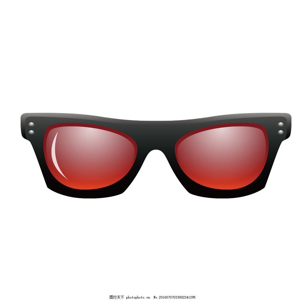 眼镜 漂亮 ps 分成 图标 设计 psd分层素材 psd分层素材 ai