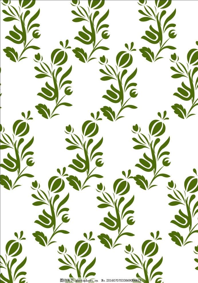 壁纸花 壁纸 花 花纹 小花 硅藻泥 硅藻泥图案 设计 其他 图片素材