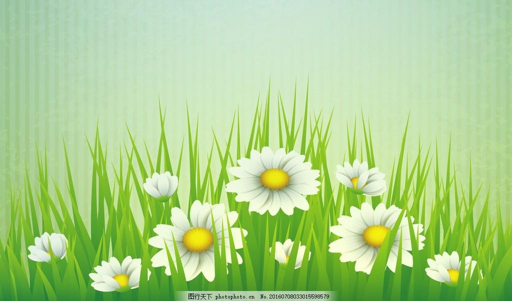清新自然背景素材 背景 草地 春季 春季背景 春天 底纹 底纹背景 底纹