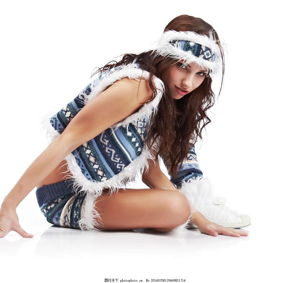 性感服装模特图片素材 外国女性 女人 性感美女 时尚美女 模特 美女
