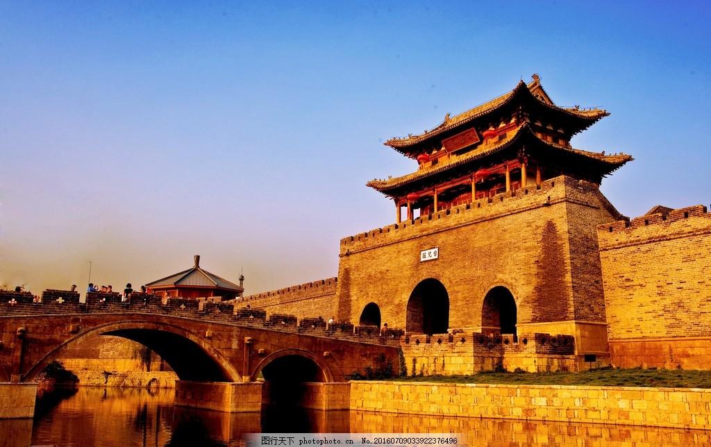 台儿庄 台儿庄古城 古城楼 大桥 天下第一庄 旅游 摄影 旅游摄影 国内