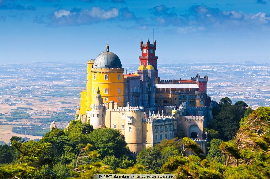 欧洲古城堡图片图片