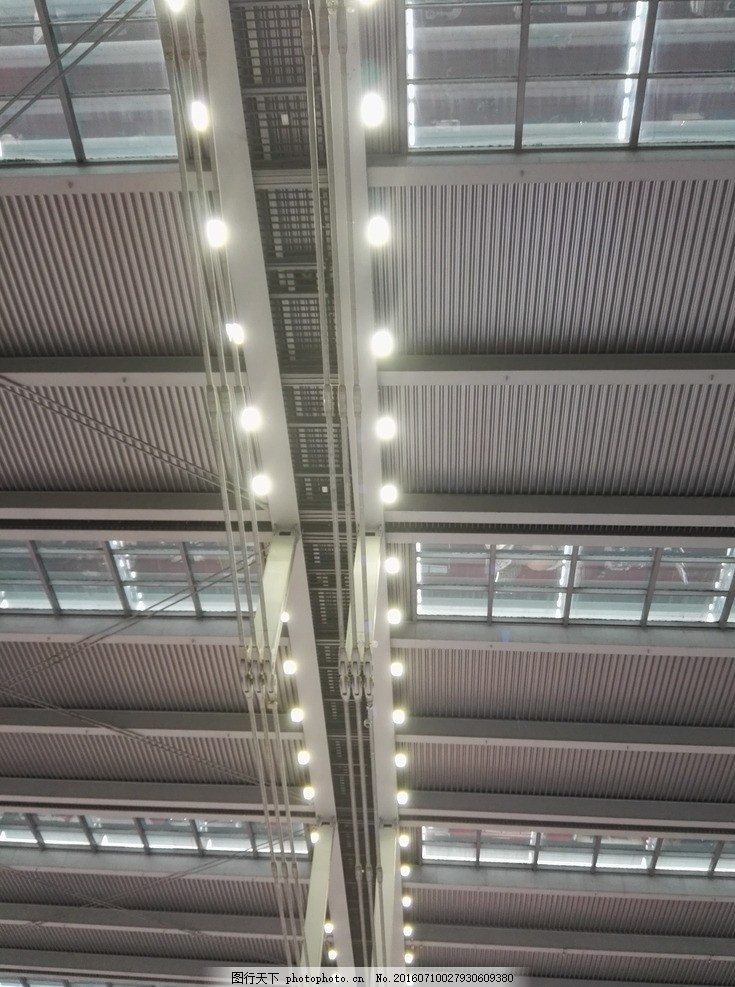 天花板,射灯 天花装饰 装修 吊顶 装潢 现代 吊灯-图
