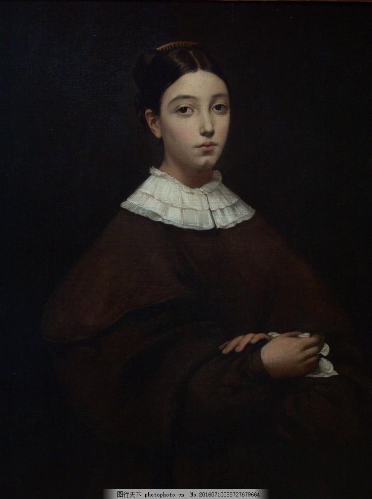 肖像油画 油画 西方油画 写实油画 古典油画 人物油画 艺术绘画 设计