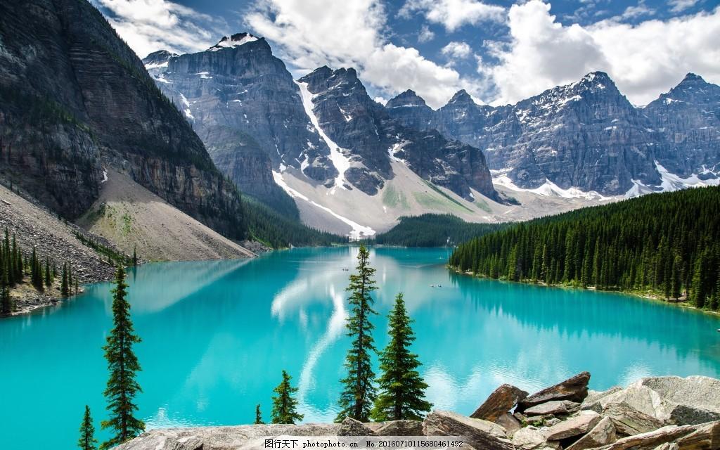山水风景高清大图 背景 云朵 青色 天蓝色