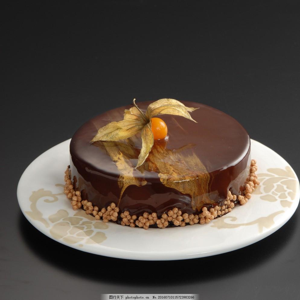 朱古力 蛋糕图片