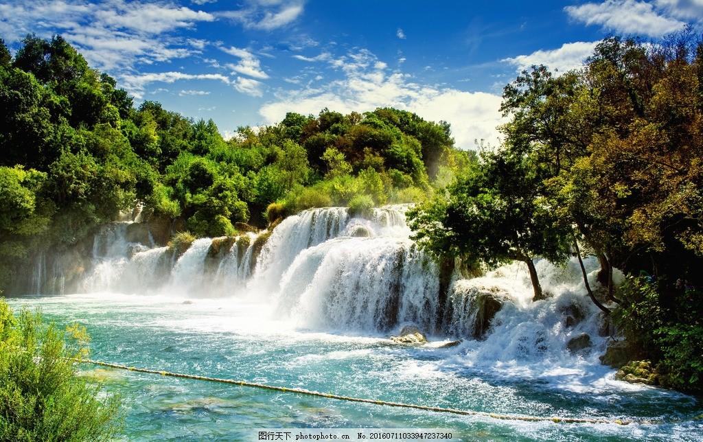 祖山 唯美 风景 风光 旅行 自然 秦皇岛 山水 山泉 瀑布 摄影