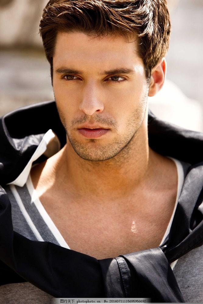 帅气英俊的帅哥 帅气英俊的帅哥图片素材 男人 时尚帅哥 帅气男模
