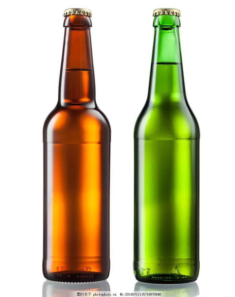 玻璃饮料瓶图片素材 玻璃瓶 饮料 瓶子 瓶装 饮料图片 餐饮美食 图片