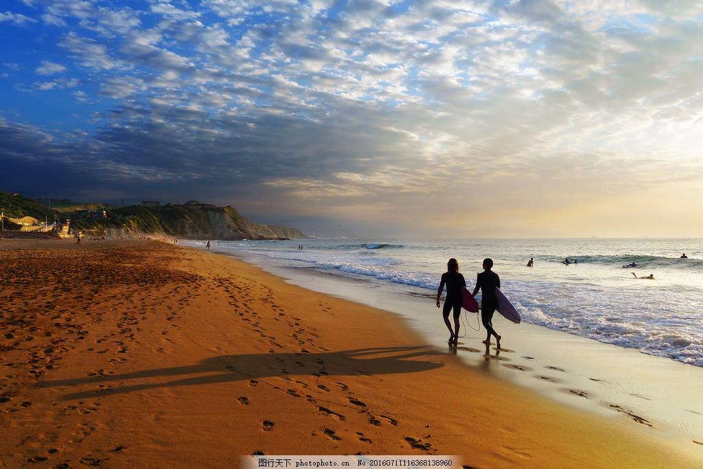 浪漫海滩风景 浪漫海滩风景图片下载 秦皇岛 沙滩