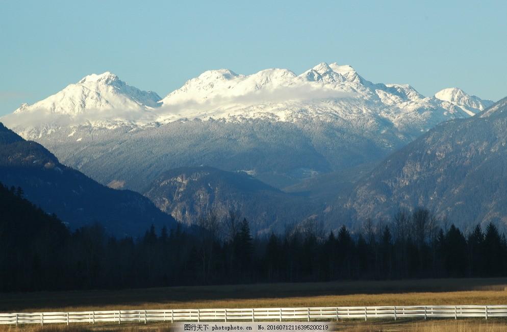 高山 平原 南极 冰天雪地 雪山 雪山风景 雪 雪地 冬天 冬天的雪景
