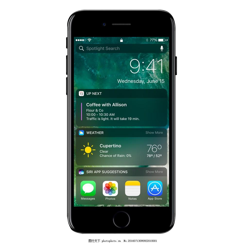 iphone7 手机 ios10