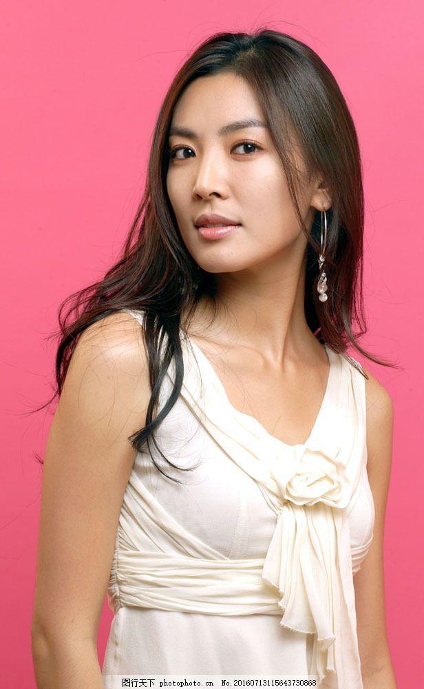 韩国长发女星 韩国长发女星图片素材 女明星 女演员 歌手 大陆女星