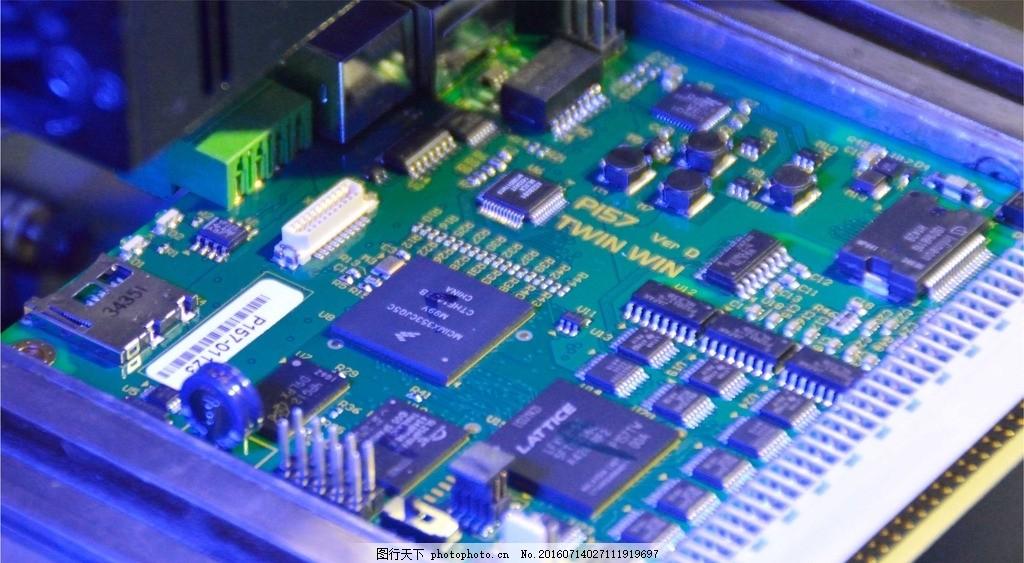 smt 自动化 照片 smt 自动化 电路板 点胶产品 摄影 现代科技 其他