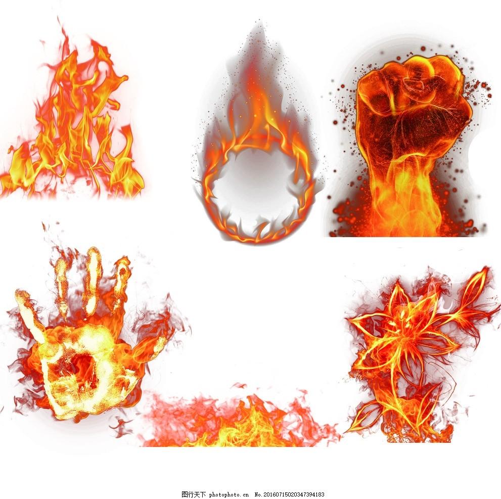 火焰 火焰素材 火 火光 喷火 花纹 背景 画框 设计 底纹边框 花边花纹
