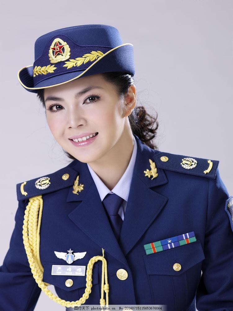 性感美女 美女模特 时尚女生 女兵 军装 美女图片 人物图片 图片素材
