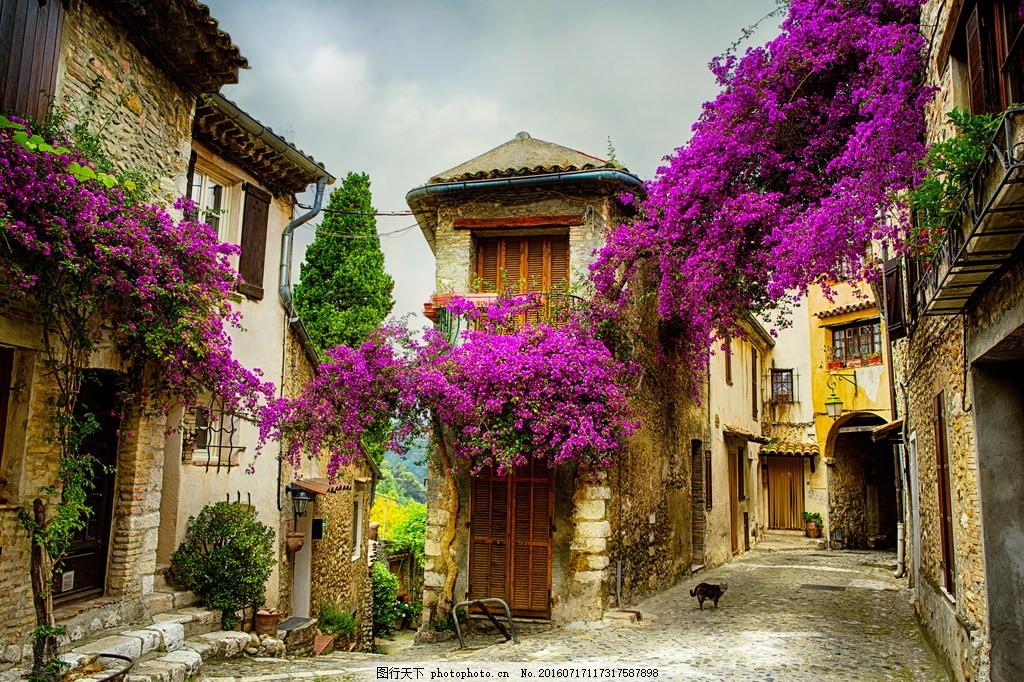 法国普罗旺斯小镇图片
