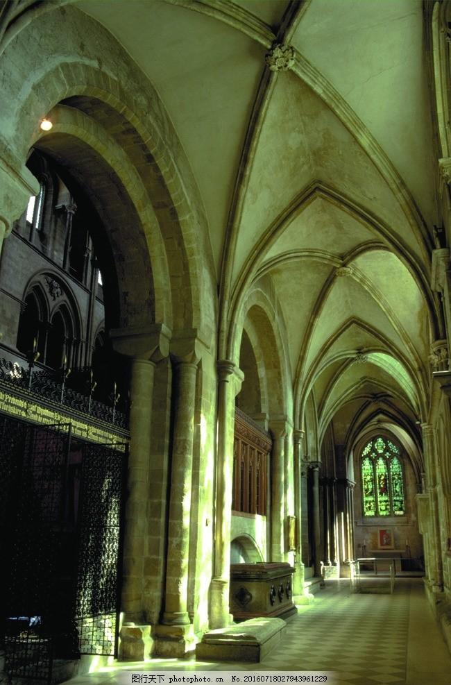 教堂 样式 花窗 欧式 摄影 高清 建筑园林 室内摄影 摄影 建筑园林
