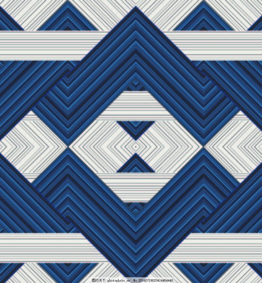 民族几何图案图片