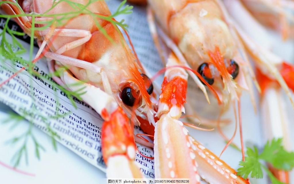大虾子 龙虾肉 虾肉 蝉虾 西班牙龙虾 铲龙虾 多螯龙虾 深海龙虾 真