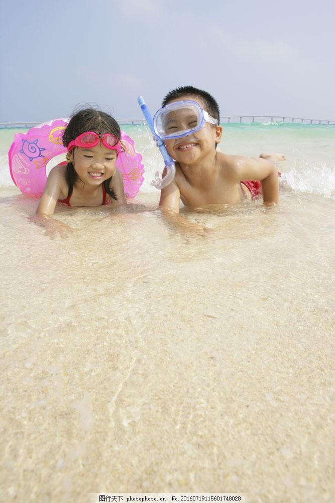 儿童世界 可爱儿童 小孩子 小孩儿 可爱 小学生 小女孩 儿童幼儿 海边