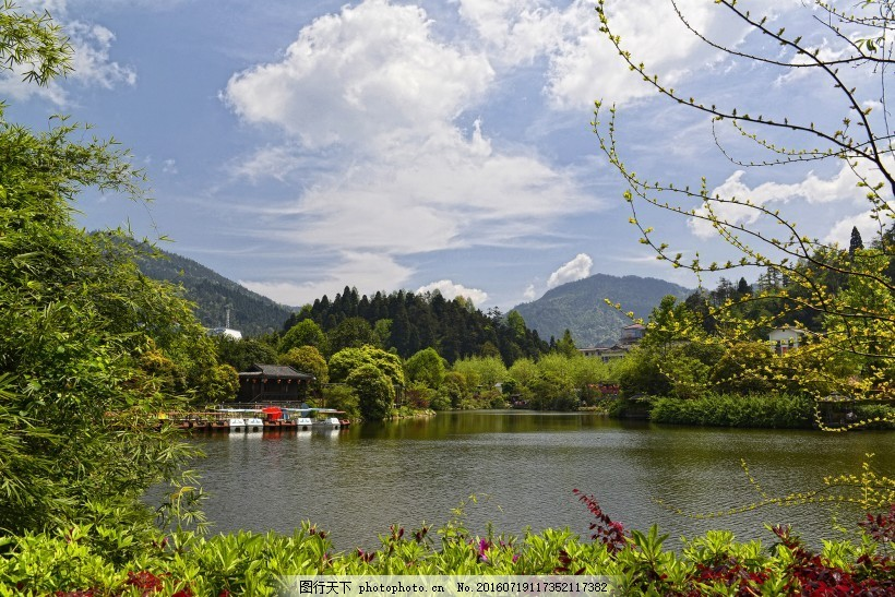 江西井冈山风景
