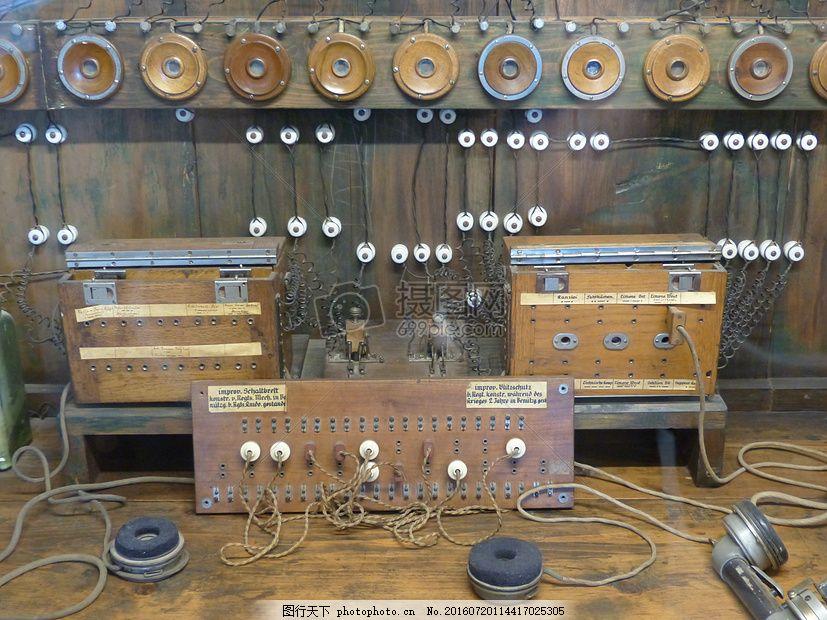 电话系统 历史 pbx 专用交换分机 建立的调解 电话 老 中继站