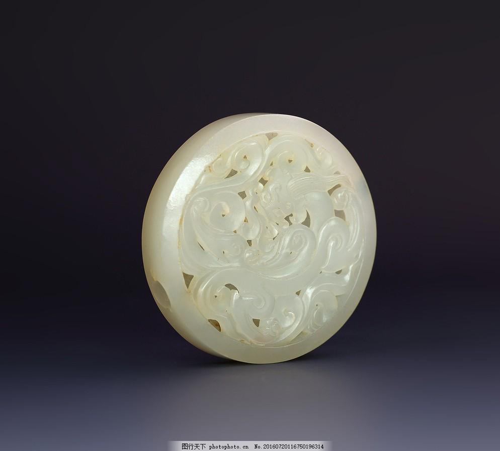 玉器 白玉雕龙香囊 玉 古董      玉石 石雕 玉雕 白玉 奇石 艺术