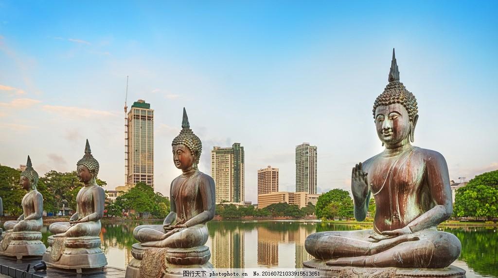泰国佛寺 唯美 风景 风光 旅行 人文 城市 泰国 清迈 佛寺 佛教 摄影