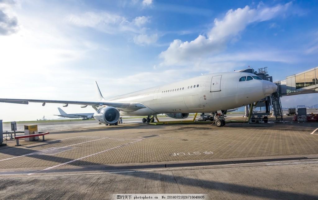 大型客机 飞机场 跑道 飞机跑道 航班 航线 航空飞机 打飞机