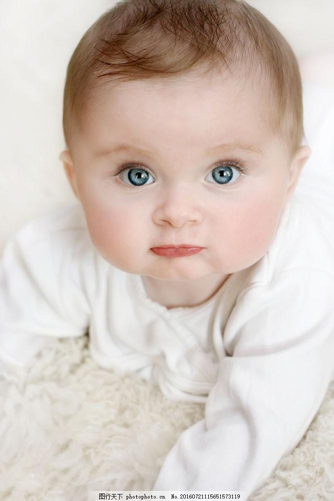 大眼睛小可爱图片素材 大眼睛小可爱 幼儿 孩子 儿童 外国小孩 人物