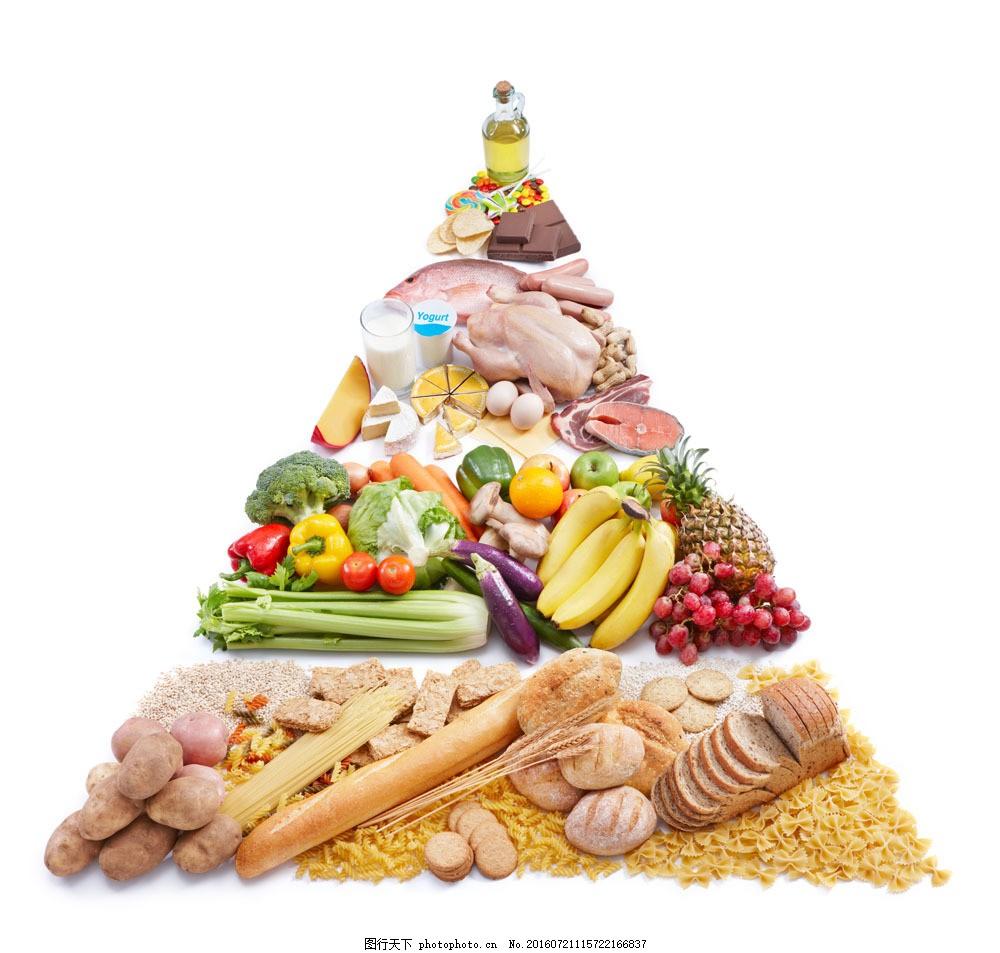 食材与面包 食材与面包图片素材 国外美食 食材鲜肉 鱼肉 肉类