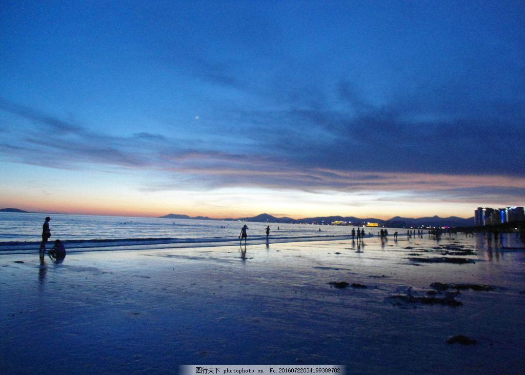 三亚风景 海边 海景 落日 摄影 旅游摄影