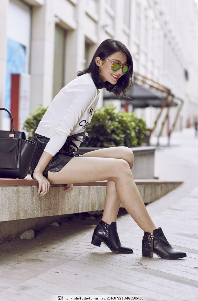 时尚 女模 拍摄 女鞋 模特大片 女模 美女      时尚 街拍 模特拍摄