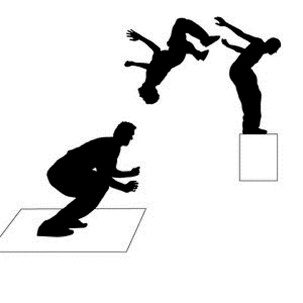 从业者跳槽矢量剪影图标 跳 跳跃的剪影 跑酷 诗乐 跳跃