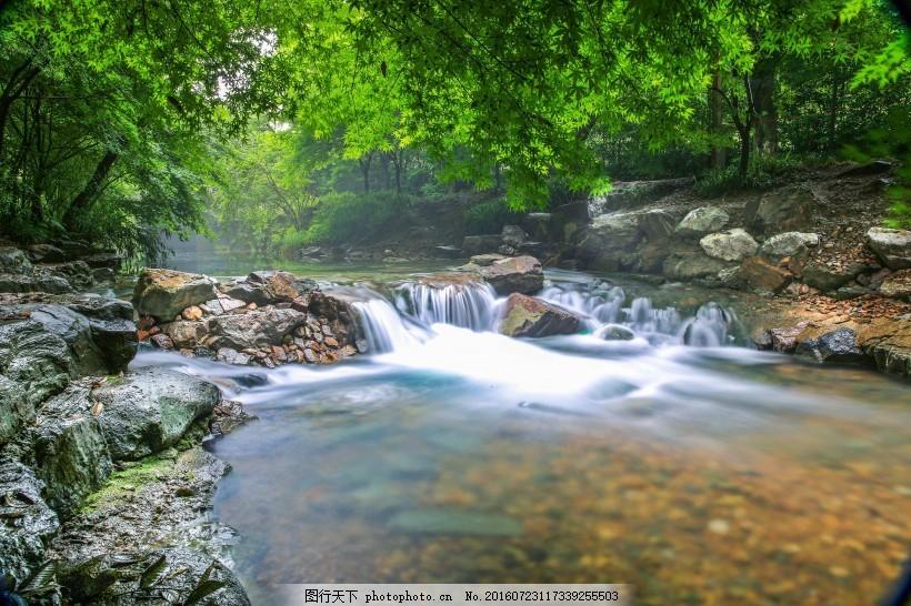 杭州西湖九溪风景