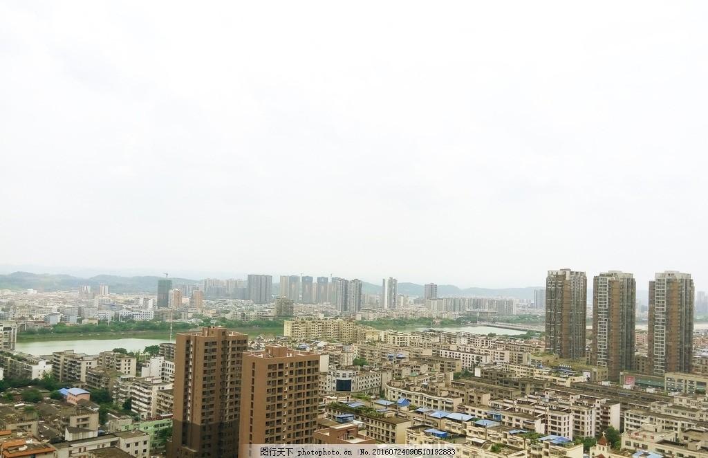 德阳市 德阳二物 城市 高楼 大厦 建筑 车辆 天空 沿途风景 摄影 建筑