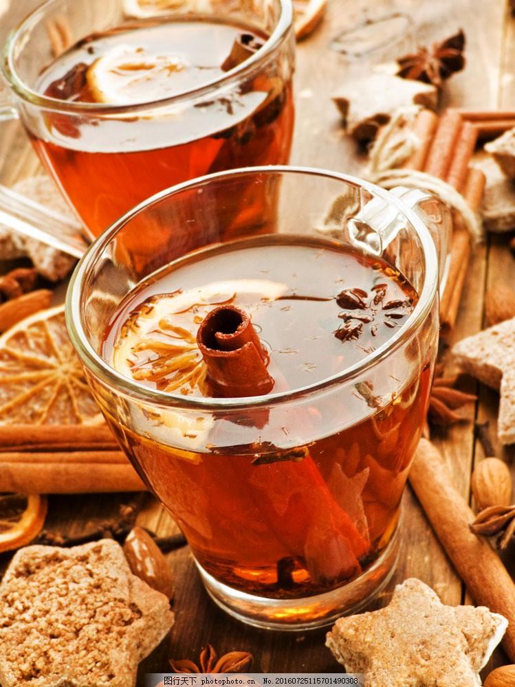 食物果汁摄影 食物果汁摄影图片素材 美食 面包 杯子 饮料 酒类图片