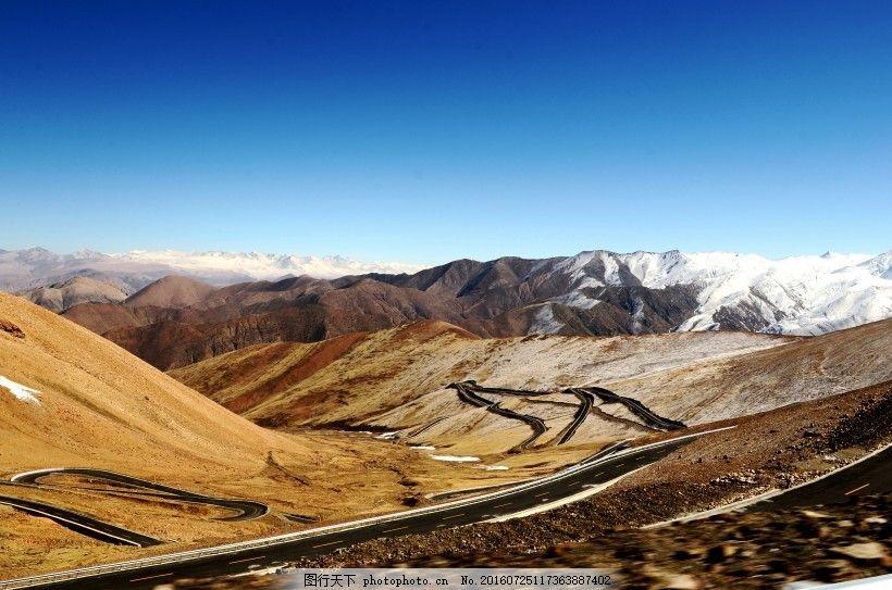 西藏珠穆朗玛峰风景
